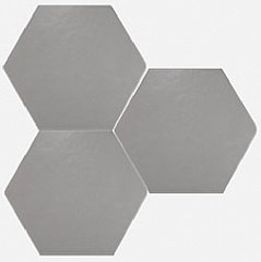 Scale Hexagon Grey Ma 11.60 10.10